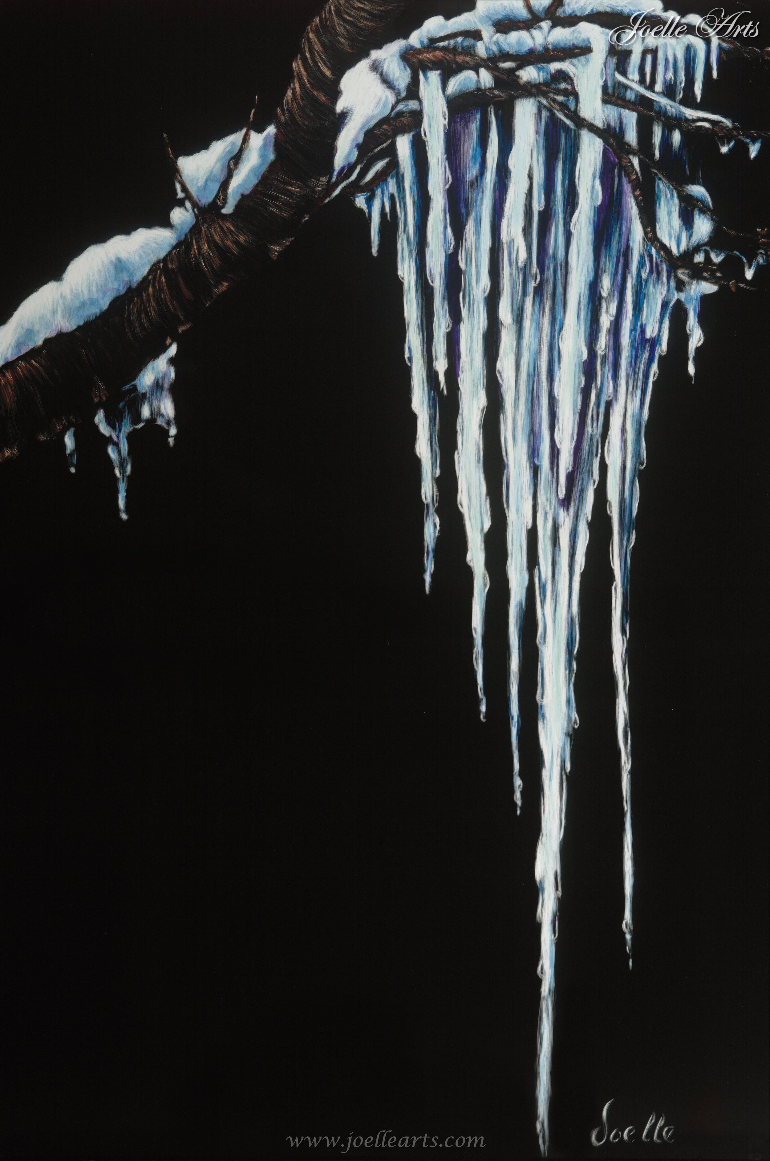 """Weeping Snow"""