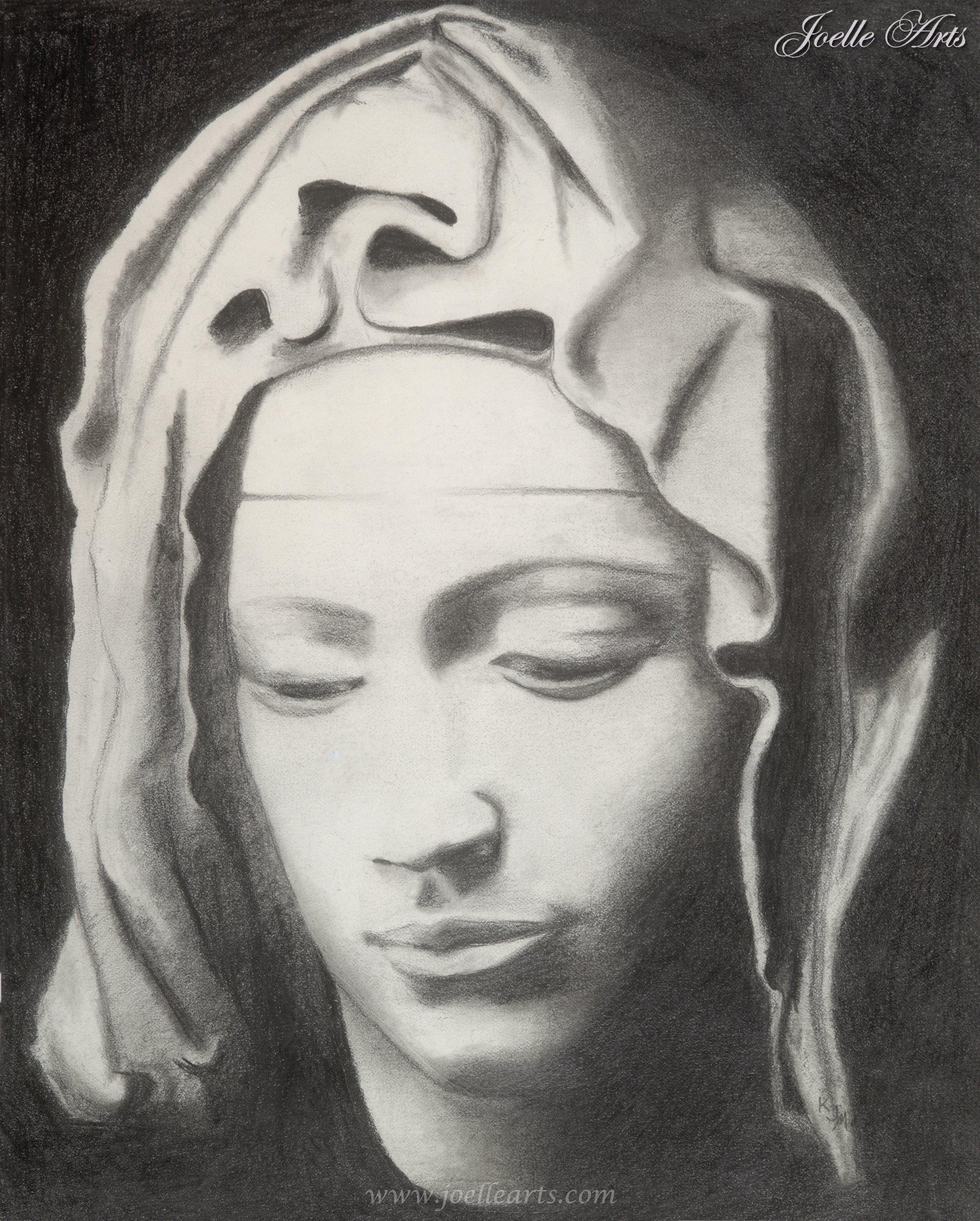 """""""The Pieta Madonna"""""""