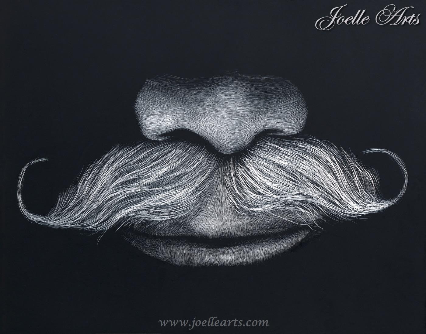 """Doug's Stache'"" The Mustache"