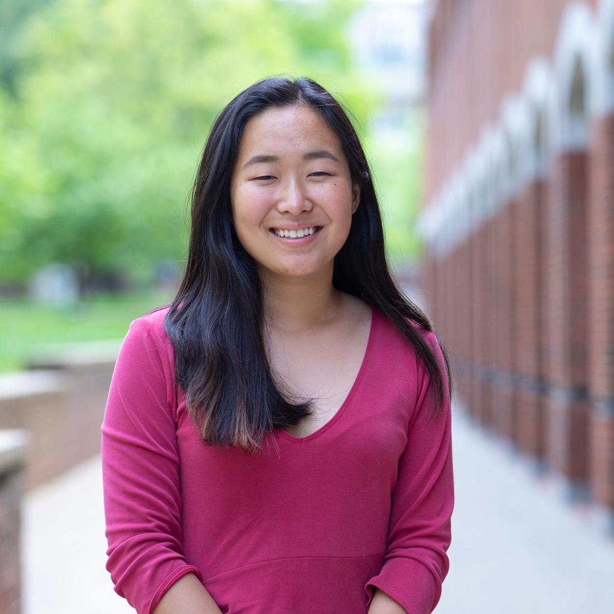 Eura Shin  Undergraduate  Student, USC