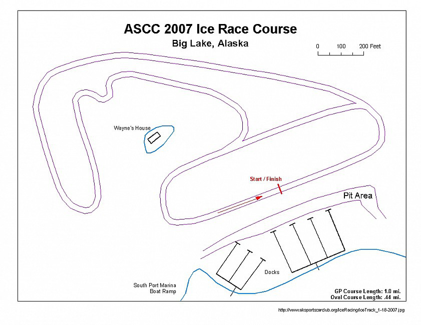 2007 Course