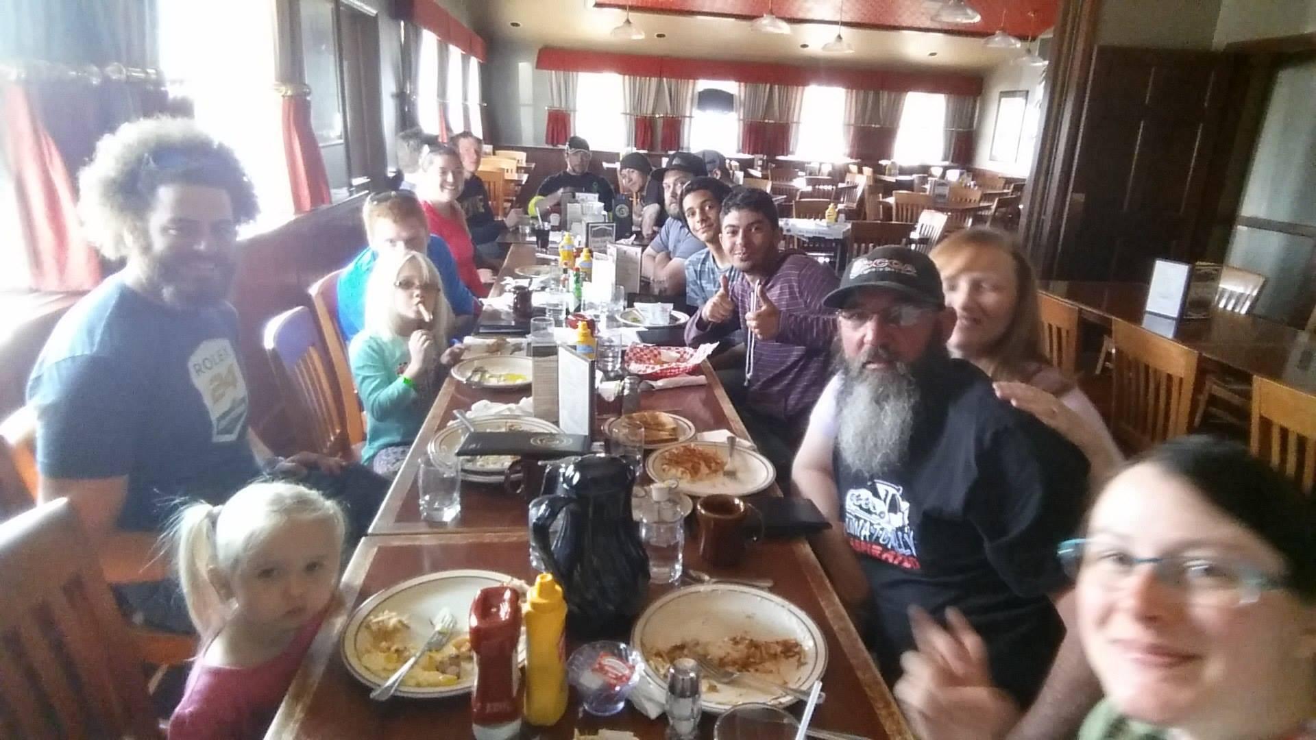 Breakfast at Fast Eddies (2016)