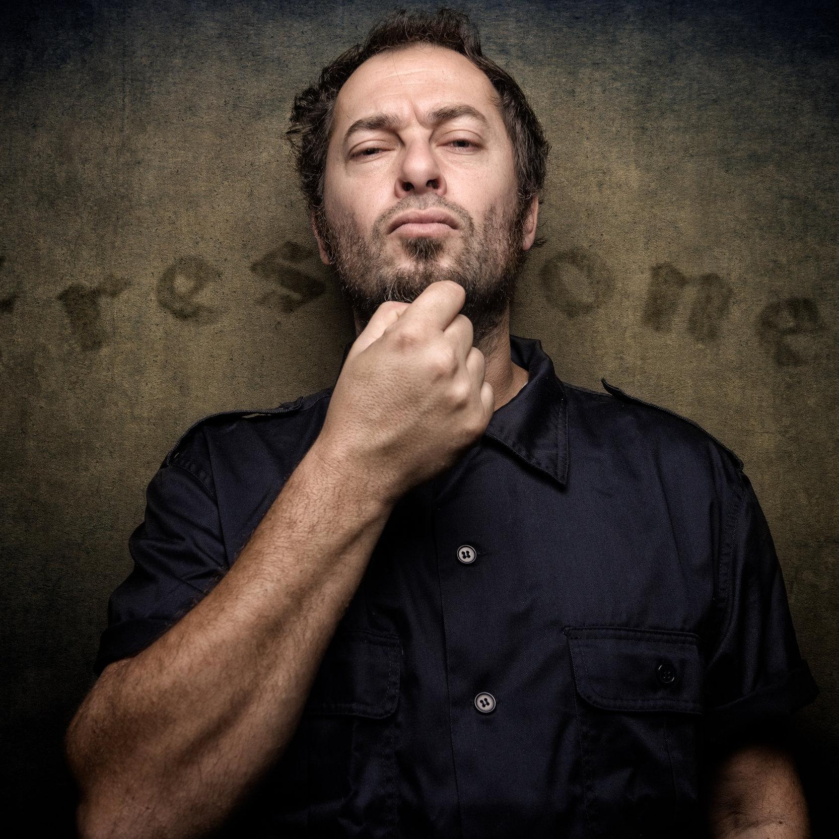 Nicolas Gamet - Drums , backing vocals