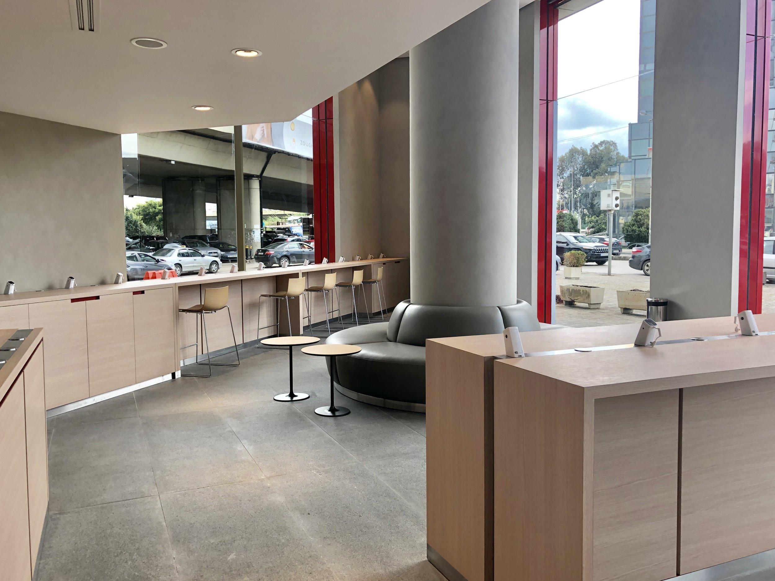 Alfa Store |  Ferdinand Djurovic | Sin El Fil, Lebanon