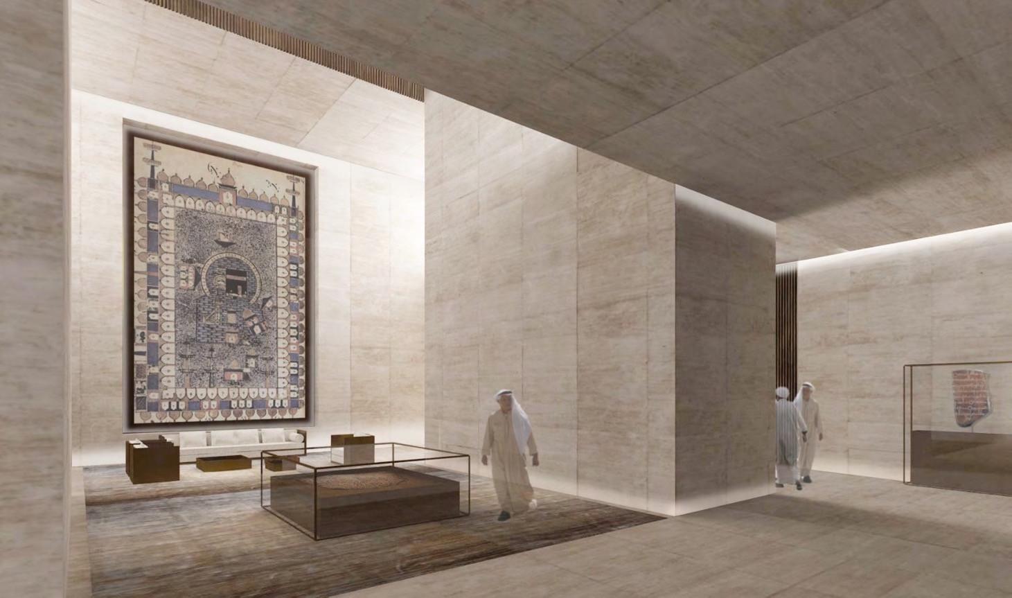 KACND |  Vincent Van Duysen | Riyadh, KSA