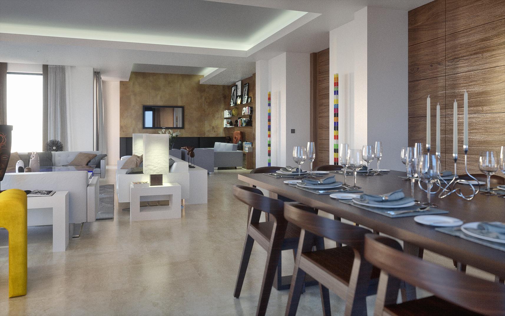 Grevillia Villa |  Luc Svetchine | Cote D'Azur, France