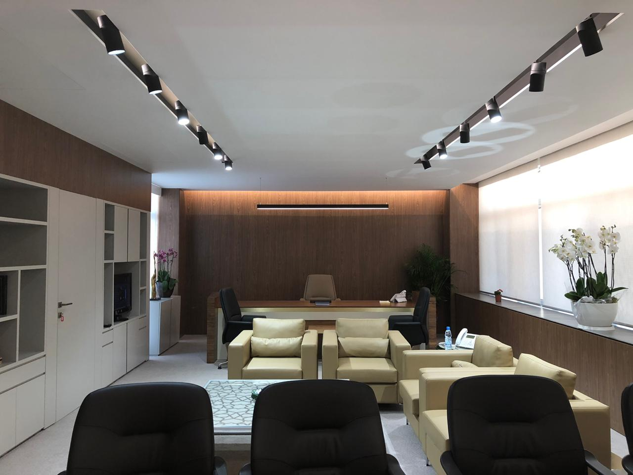 Private Office |  Interior Renovation | Beirut, Lebanon
