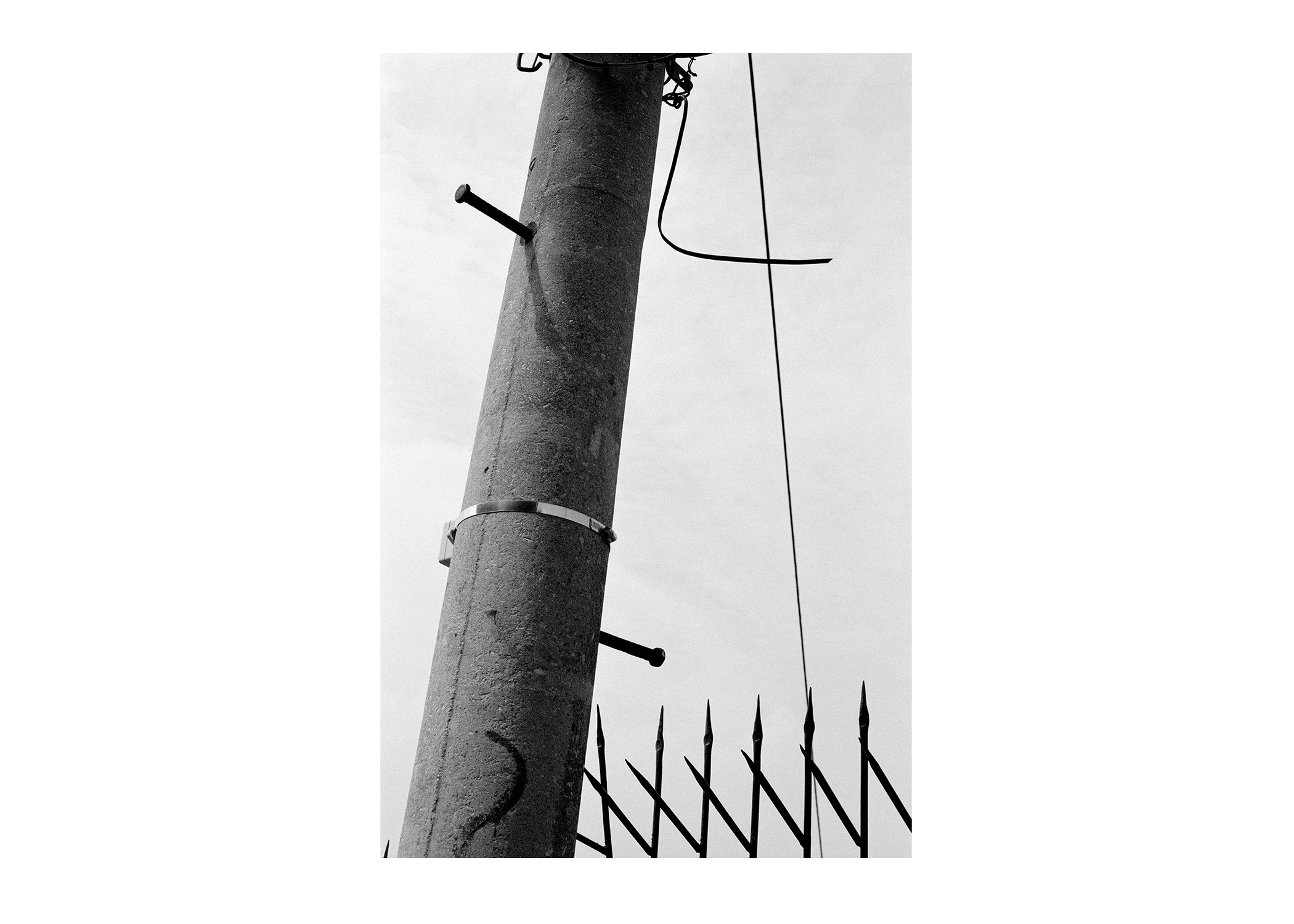 telegraph pole and spikes.jpg