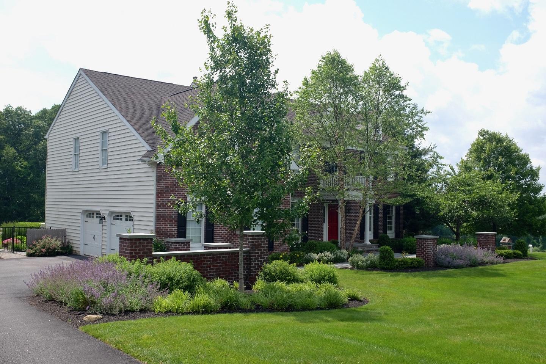 Landscape maintenace in Randolph NJ, including lawn care