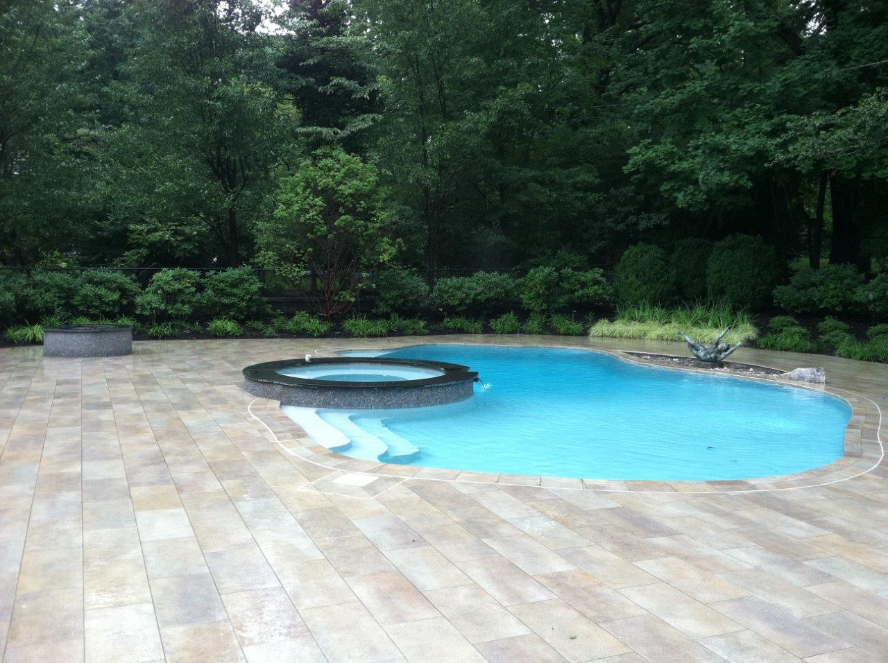 Stunning patio in Randolph, NJ