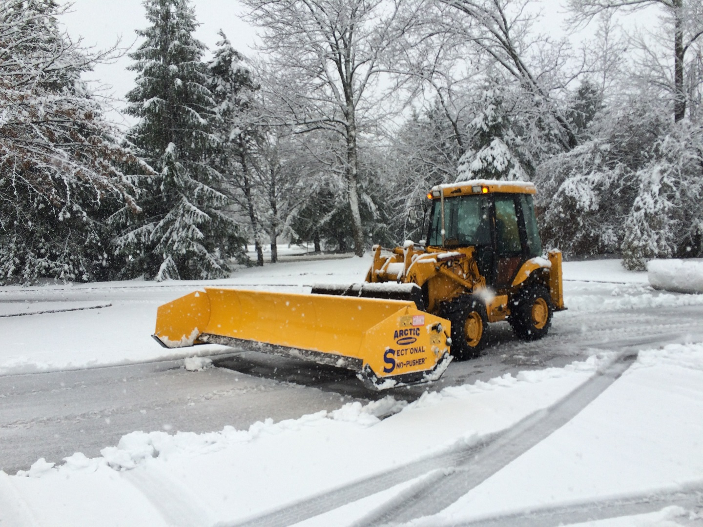 Randolph, NJ commercial snow removal and ice management