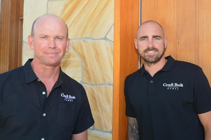Nathan and Josh from Craft Built Homes