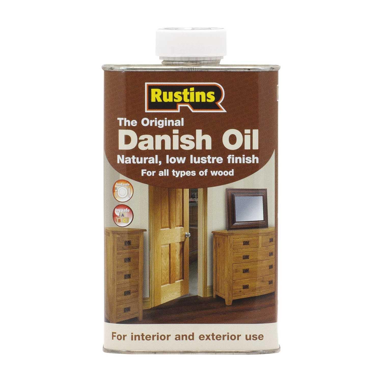 Aceite danés para madera  (AMAZON)