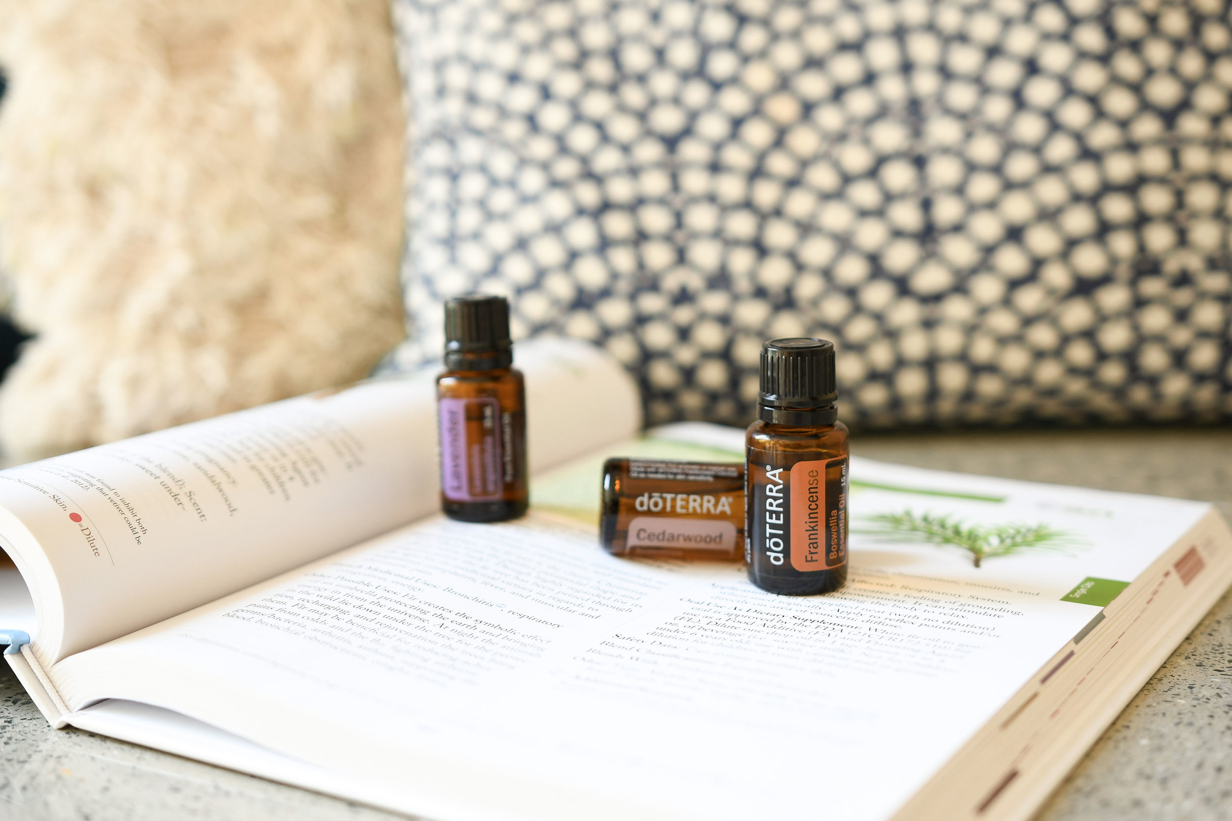 Chloe Dunn The Wellness Connection Doterra