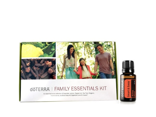 Family Essentials and Smart & Sassy Enrolment Kit