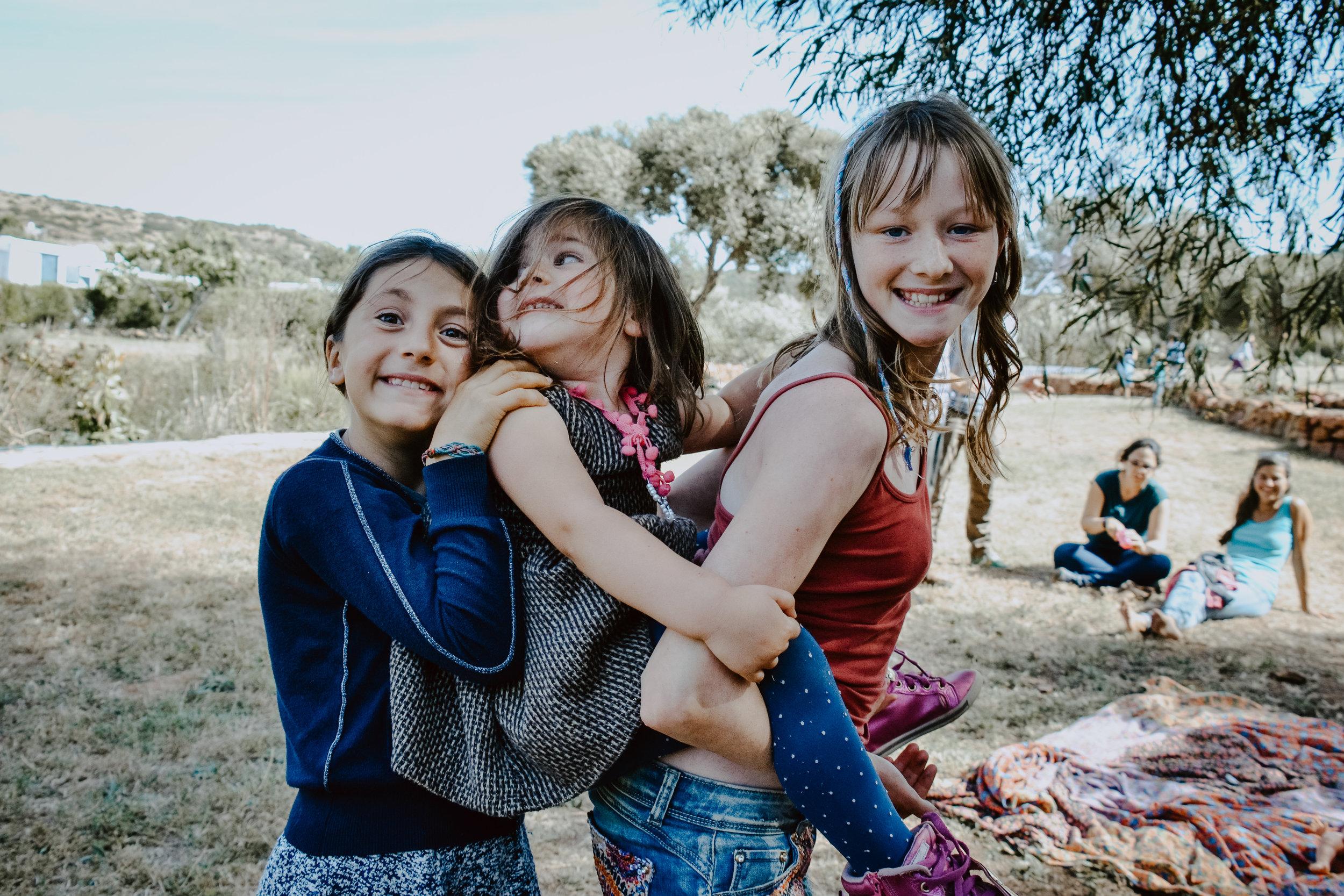 family friendly campsite Algarve Portugal