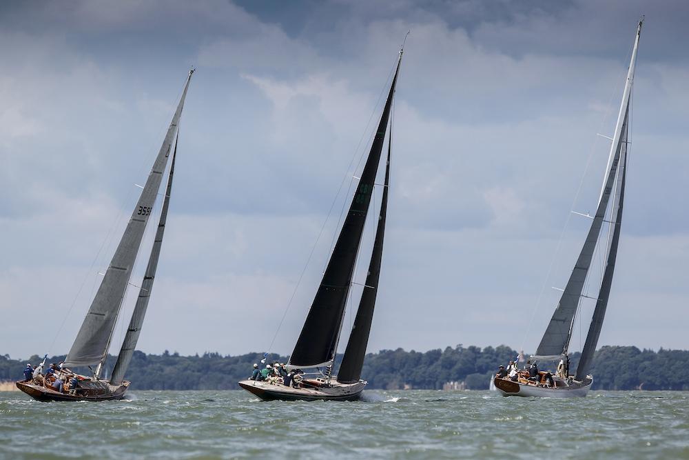 Above: Spirit Yachts © Paul Wyeth