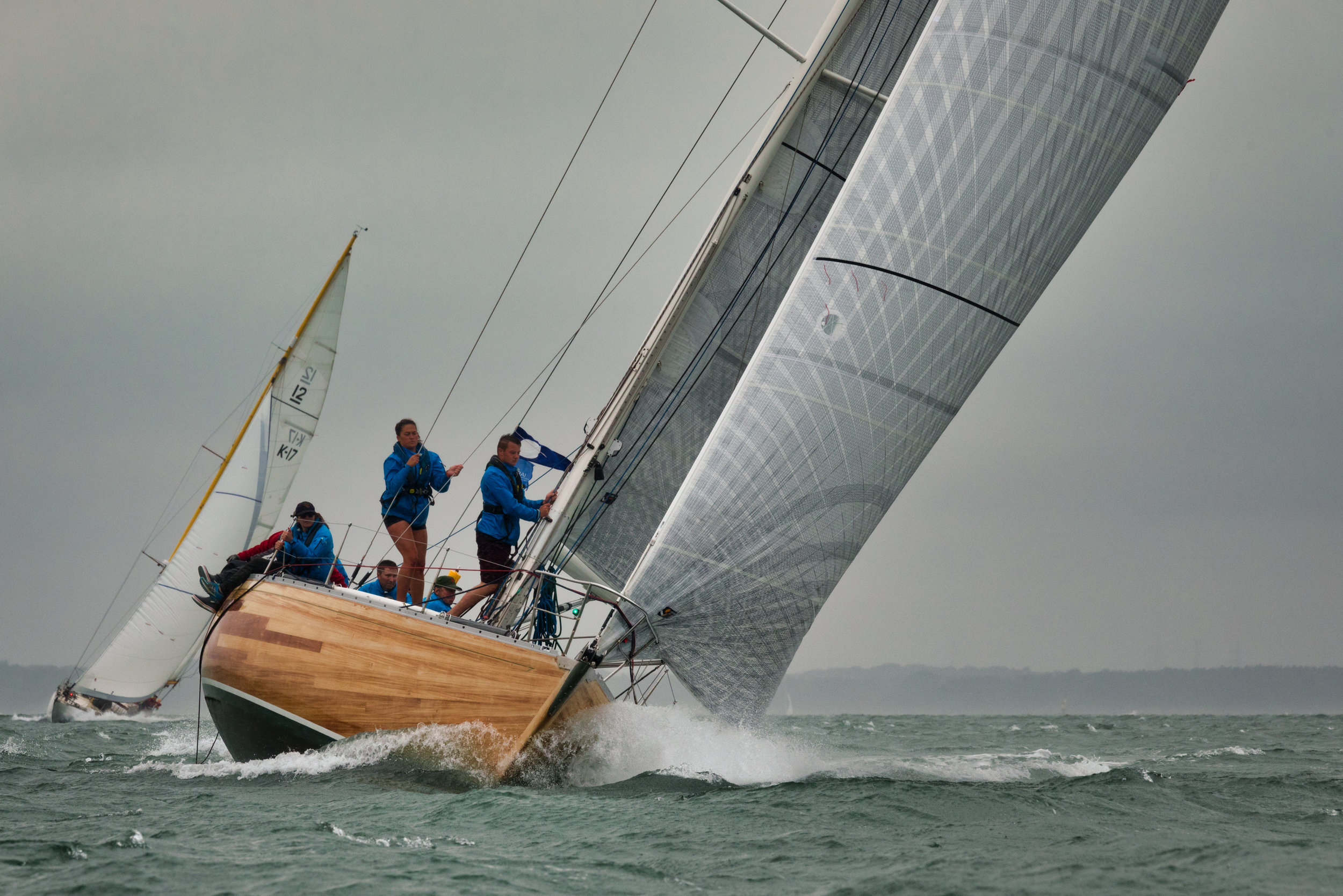 Tough conditions tested the fleet