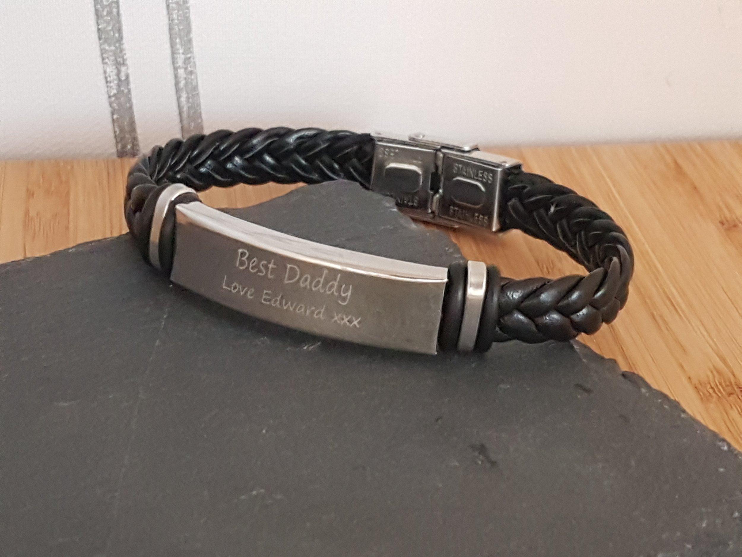 Men's ID Bracelet
