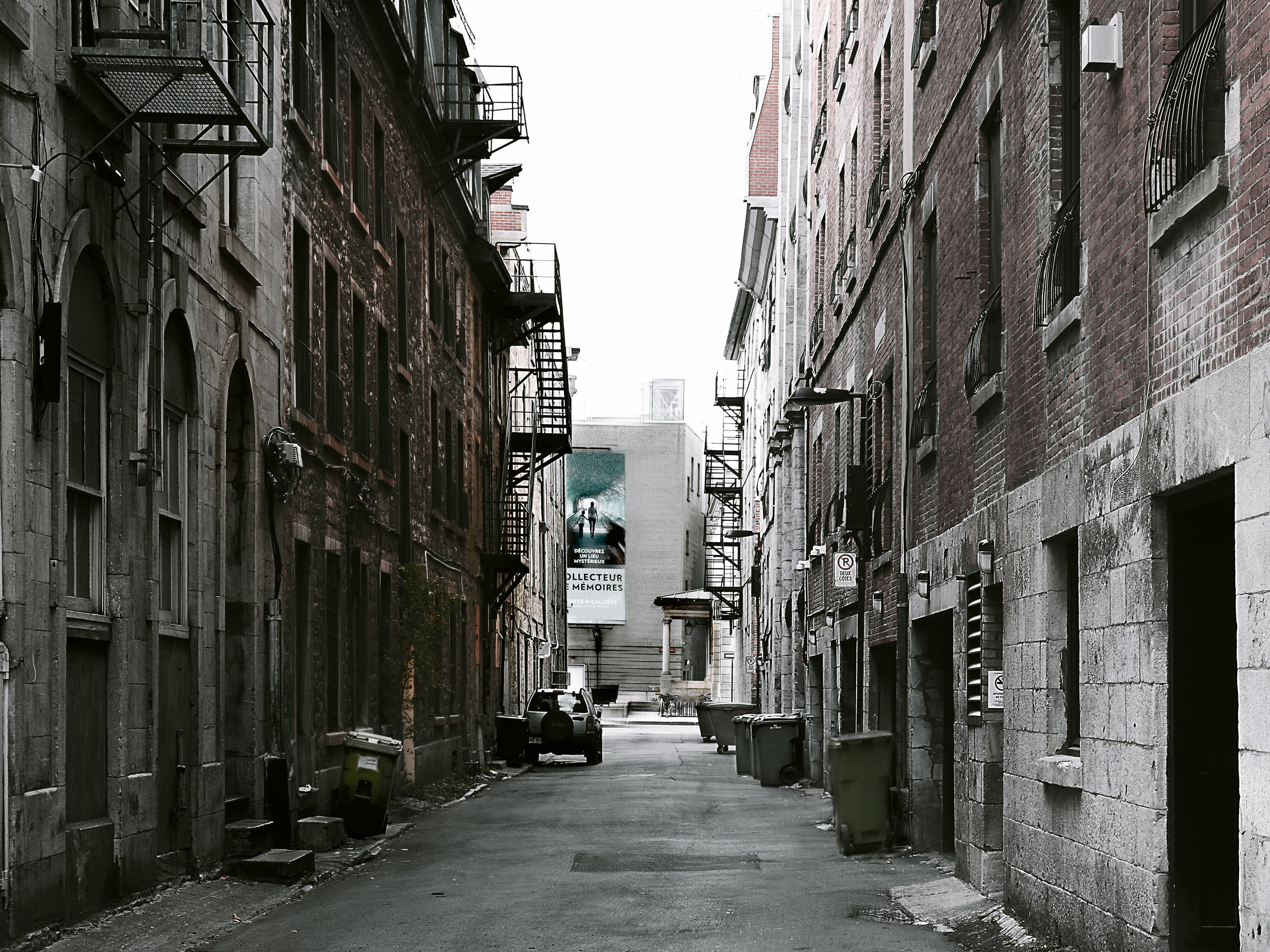 Old port 6 Montreal Photograph