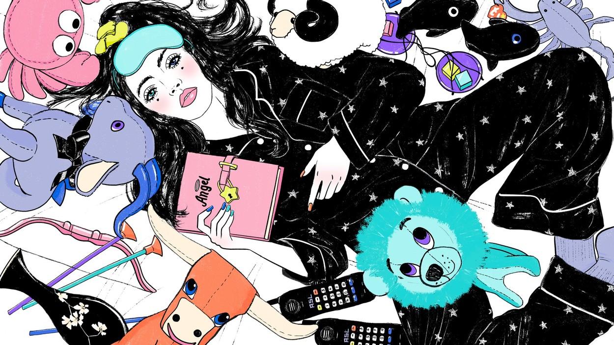 My daily horoscopes at Vice