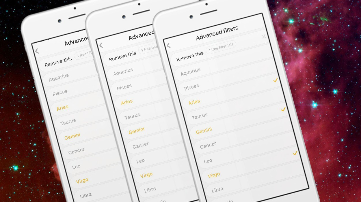Don't Filter Your Bumble Matches By Zodiac Sign—Do This Instead