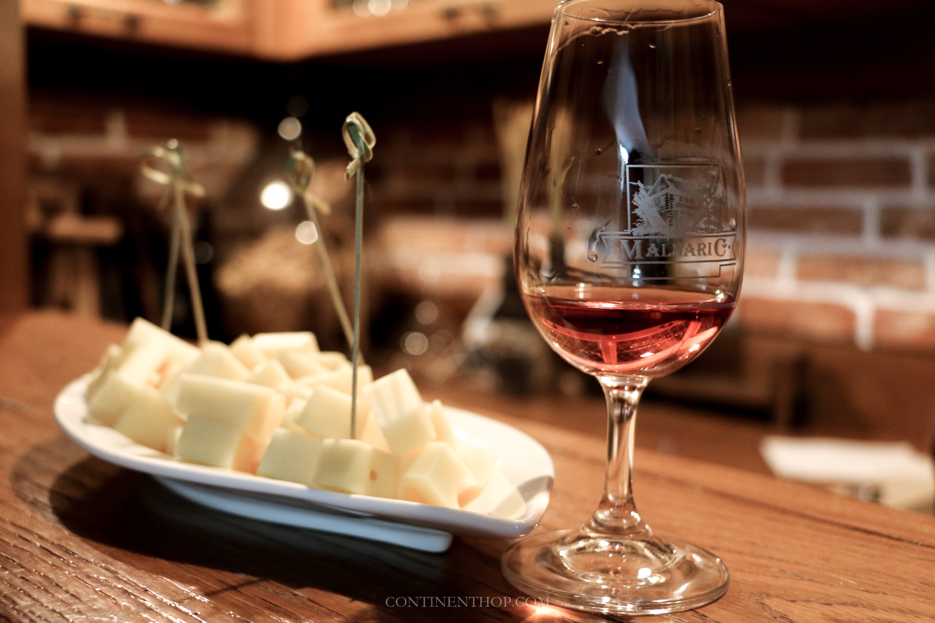 wine and cheese at malnaric vineyard excursion from big berry luxury glamping resort in bela krajina slovenia