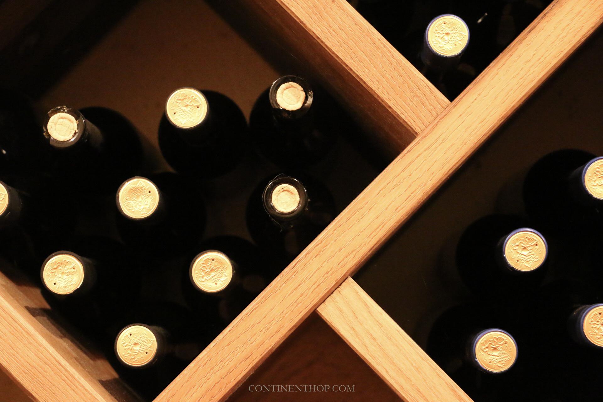 bottles of wine at malnaric vineyard excursion from big berry luxury glamping resort in bela krajina slovenia