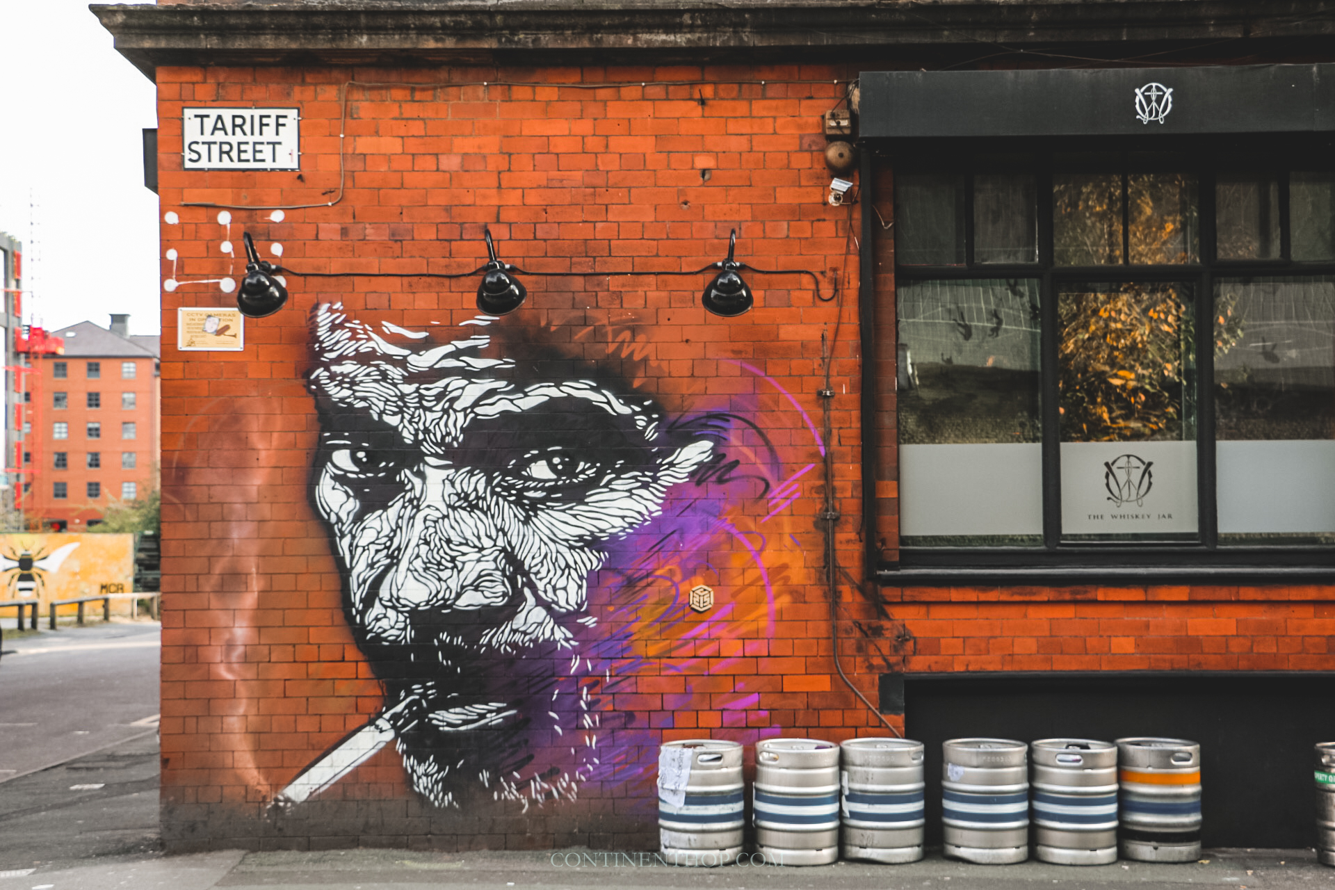 street art in manchester attractions travel guide