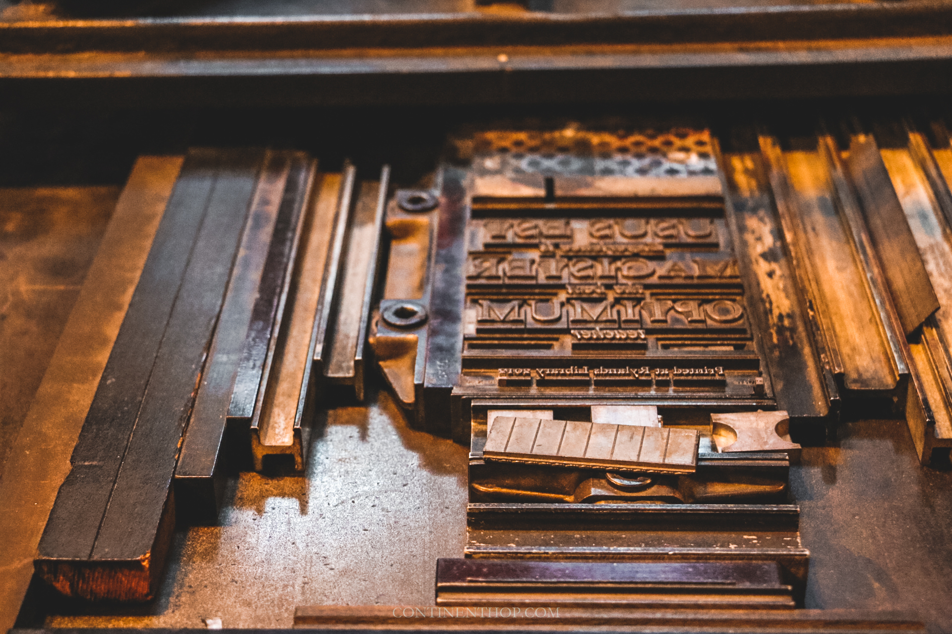 manchester attractions and travel guide printing press at john rylands library