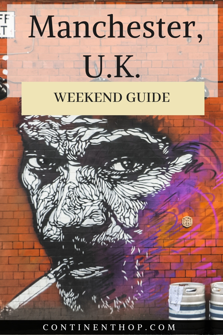 street art manchester attractions travel guide