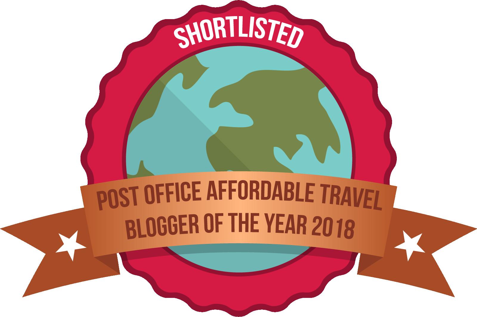 PostOffice_BloggerAwards_ShortList_Affordable Travel.PNG