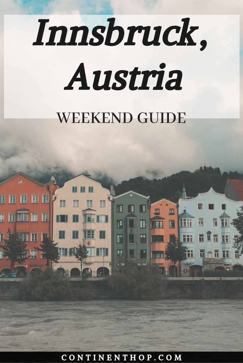 The best things to do in  #Innsbruck  Austria. A weekend  #travel  guide to Innsbruck, which has complete itinerary, attractions, activities to see and do in Innsbruck and the best  day trips  near Innsbruck. Innsbruck in 2 days | Innsbruck things to do | what to do in Innsbruck | Best things to do in Innsbruck | Innsbruck travel guide | Innsbruck travel tips | Innsbruck in 3 days |