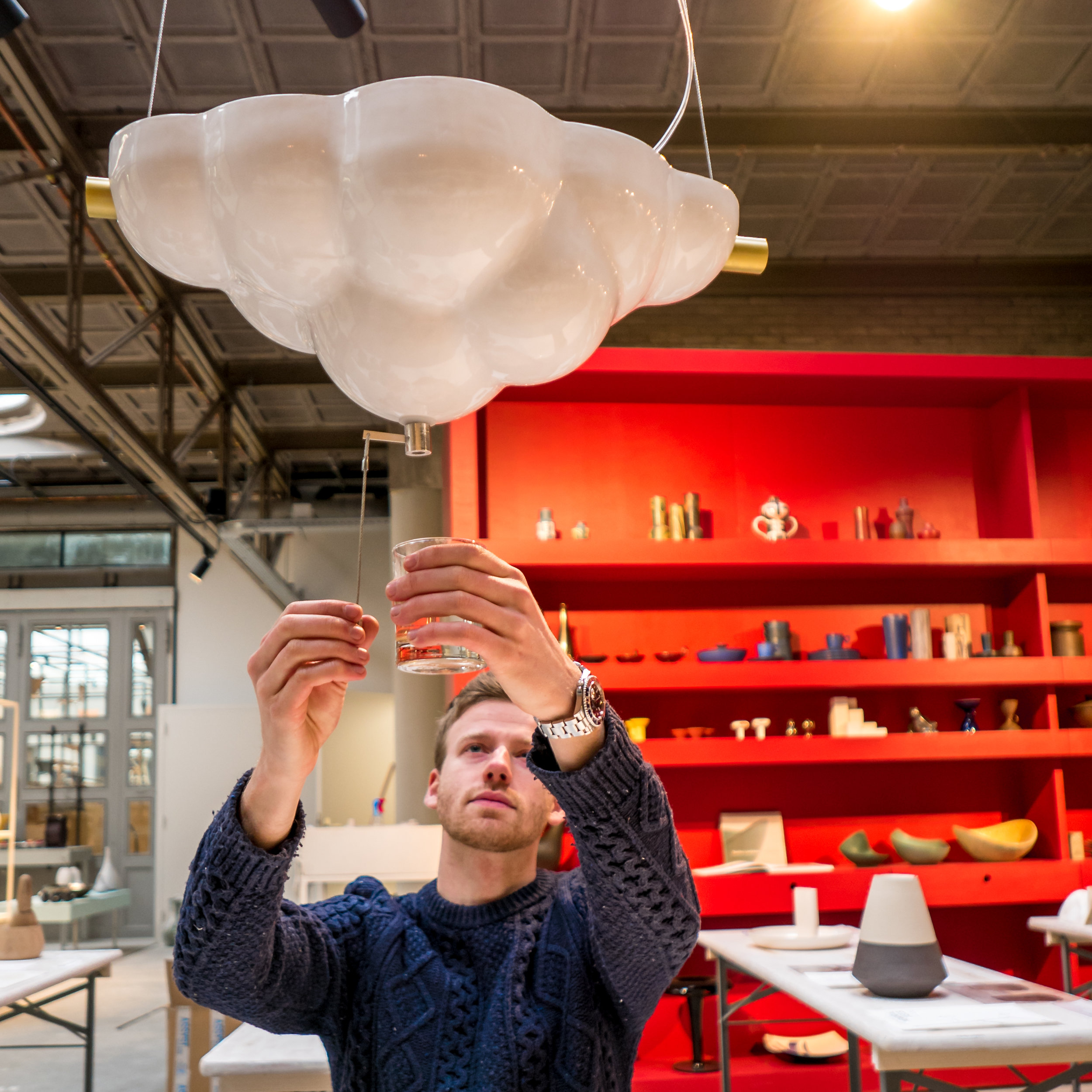 The Cloud by George Barratt-Jones