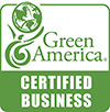 Becca & Mars certified by Green America