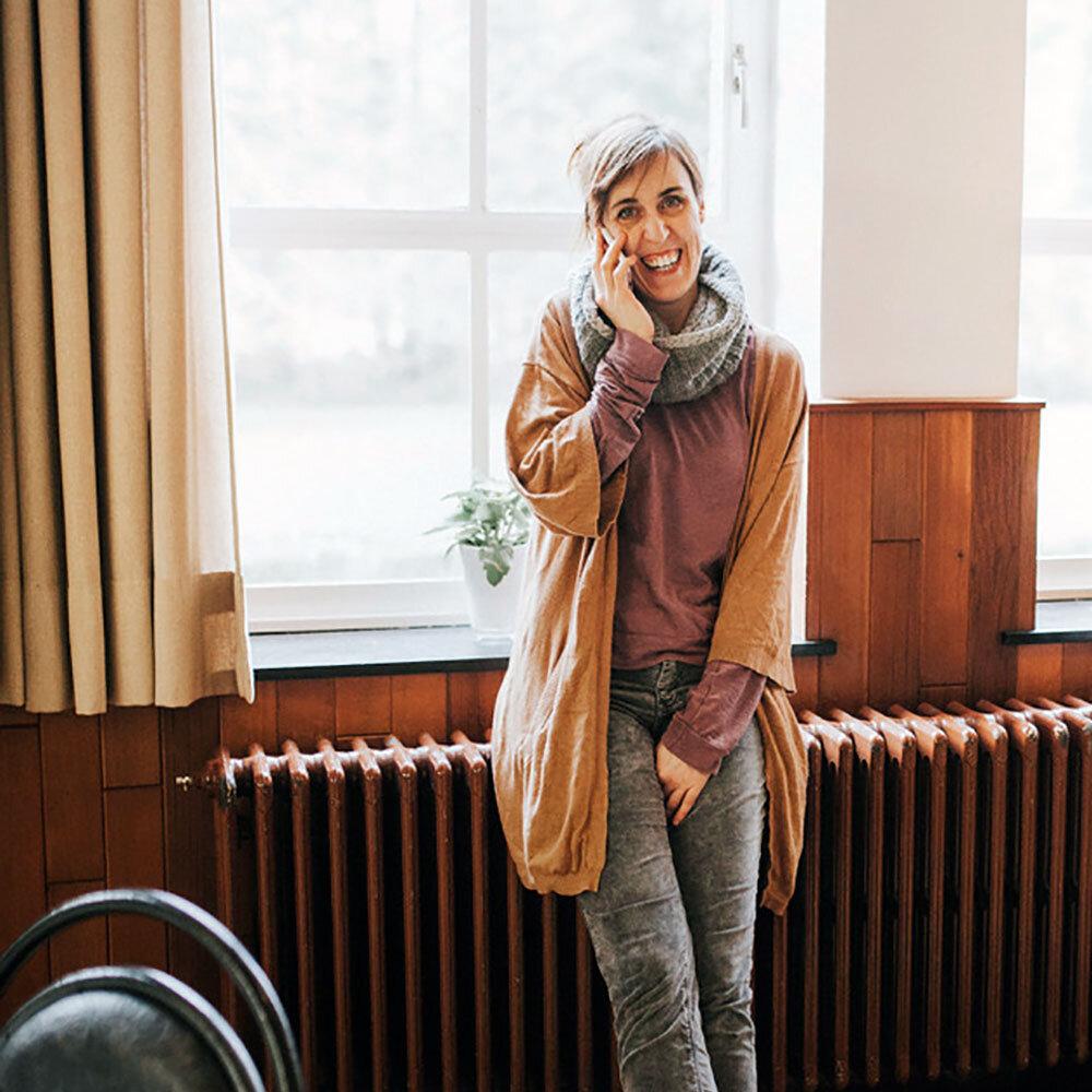 Nathalie - Een echte wervelwind die voeding voor lichaam, geest en ziel combineert. Naast De Sladerij helpt ze met Creative Consciousness Belgium mensen het leven ontdekken dat écht voor hen bedoeld is.