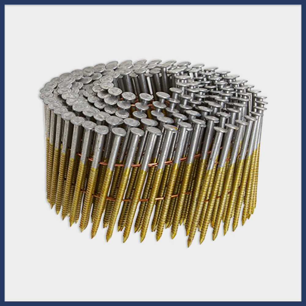 15 Degree Wire Coil