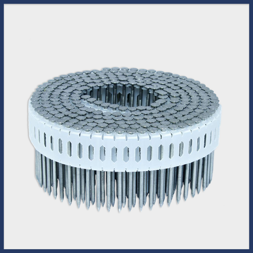 0 Degree Plastic Coil