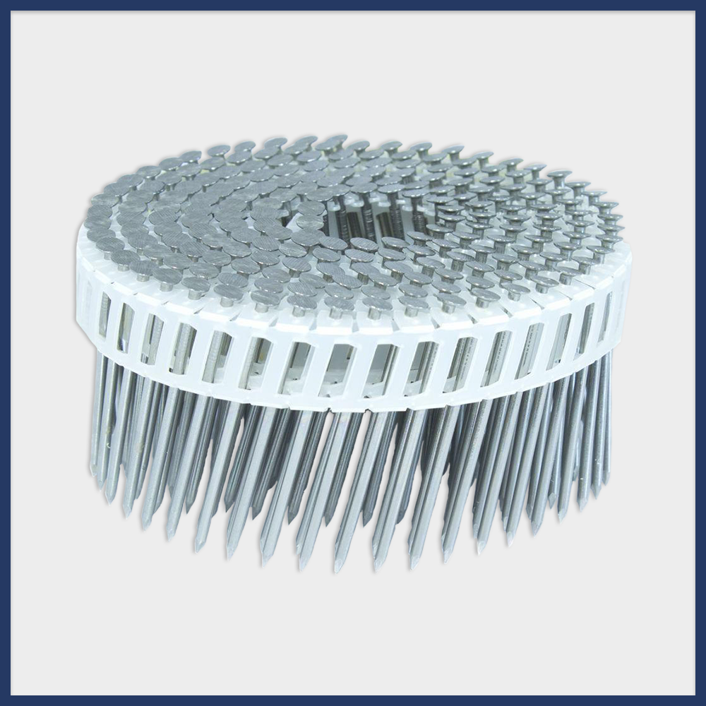 15 Degree Plastic Coil