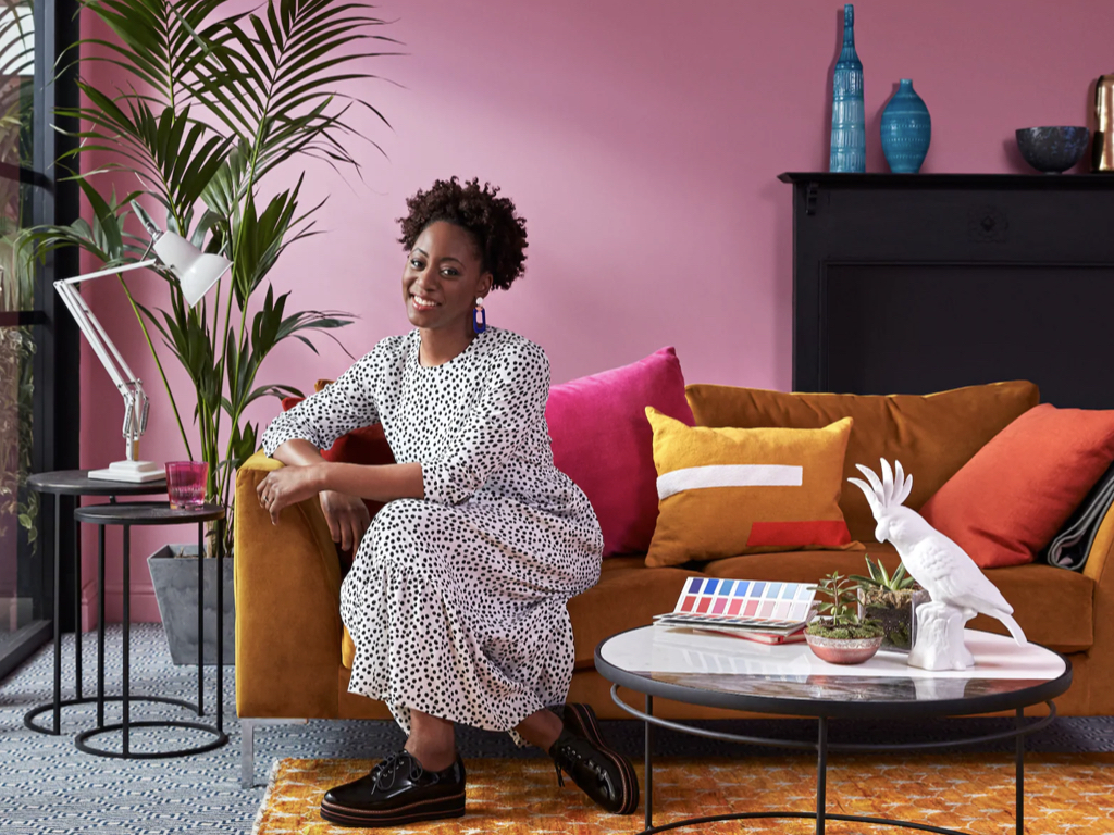 How do you become an Interior Designer? It all starts in your own front room……..