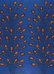 Bleu/orange : VL03739-017