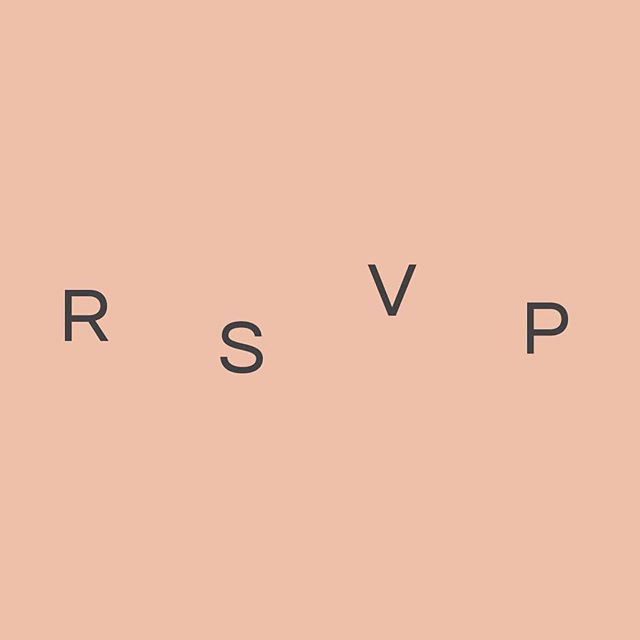 RSVP's don't have to be boring. I mean, this is a way to interact with your guests before the party even starts. So get creative!  #branding #wedding #florals #floralwedding #floraldesign #minimalism #minimalistdesign #minimalistwedding #southernweddings #moderncalligraphy #designconscious #fineartwedding #modernweddinginvitation #minimalistweddings #weddingcoordinator #nycweddings #dcweddings #intimateweddings #rockymountainweddings #weddingday #weddingstationery #weddinginspiration #stilllifecomposition #minimalbride #2019bride #graphicdesign #printdesign #weddinginvitation