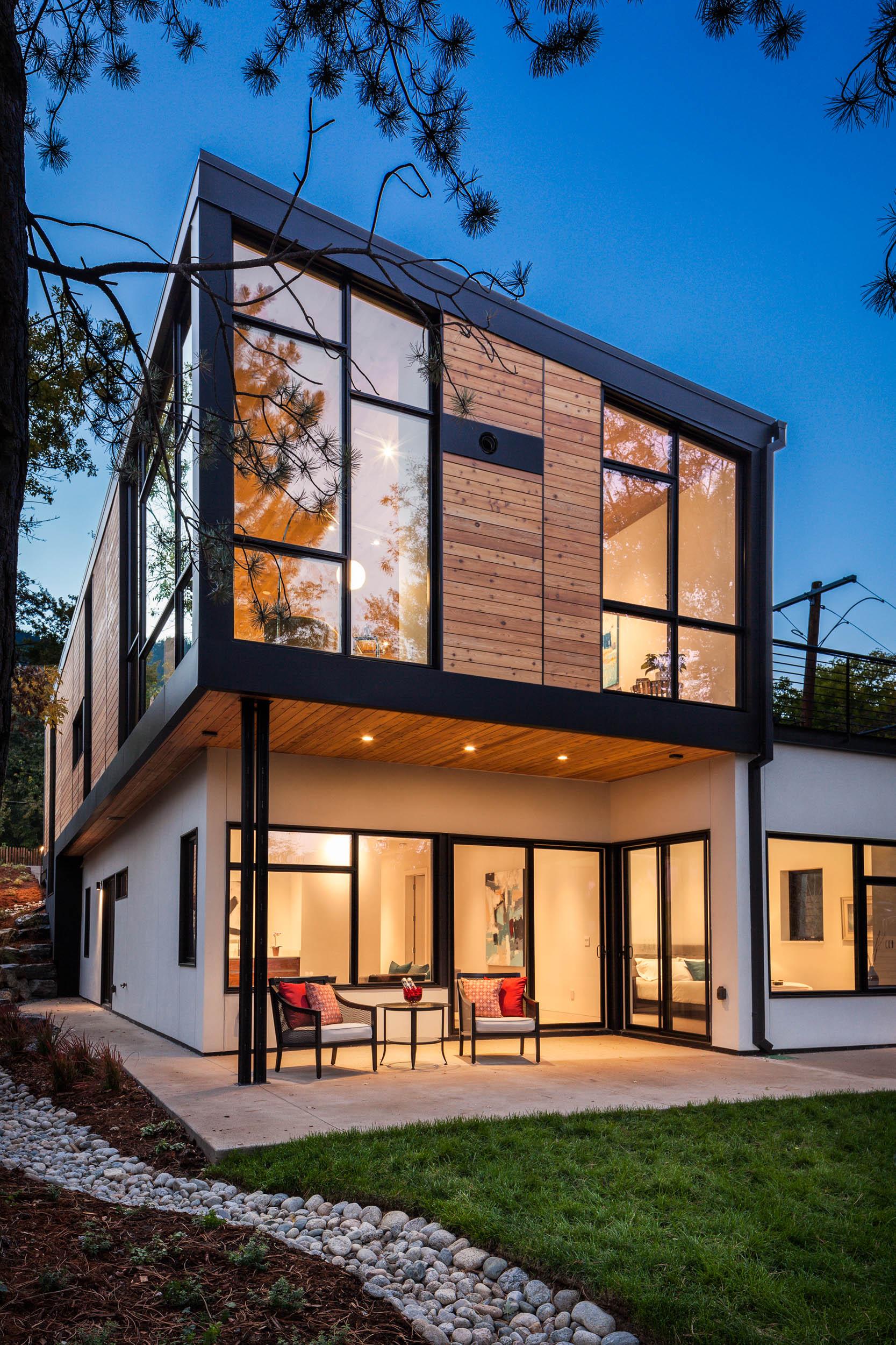 Architect: Ali Gidfar @ Pace Development