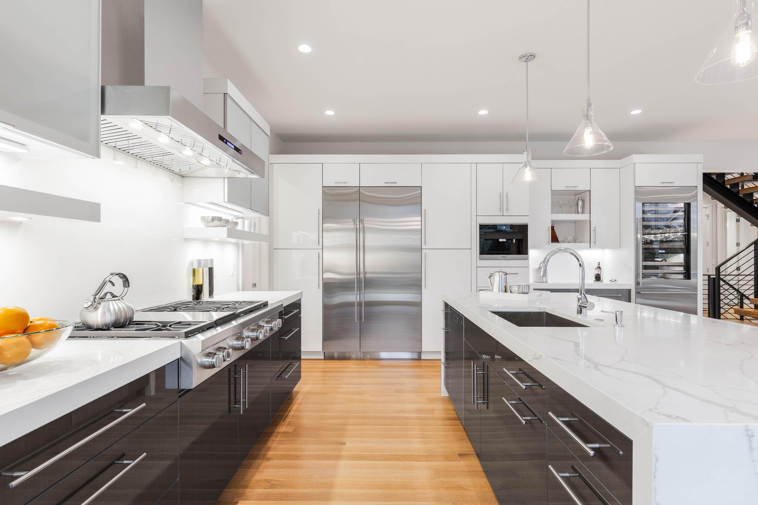 Developer: Greg Hansen @ Hansen Homes Architect: Steve Dodd @Dodd Studio