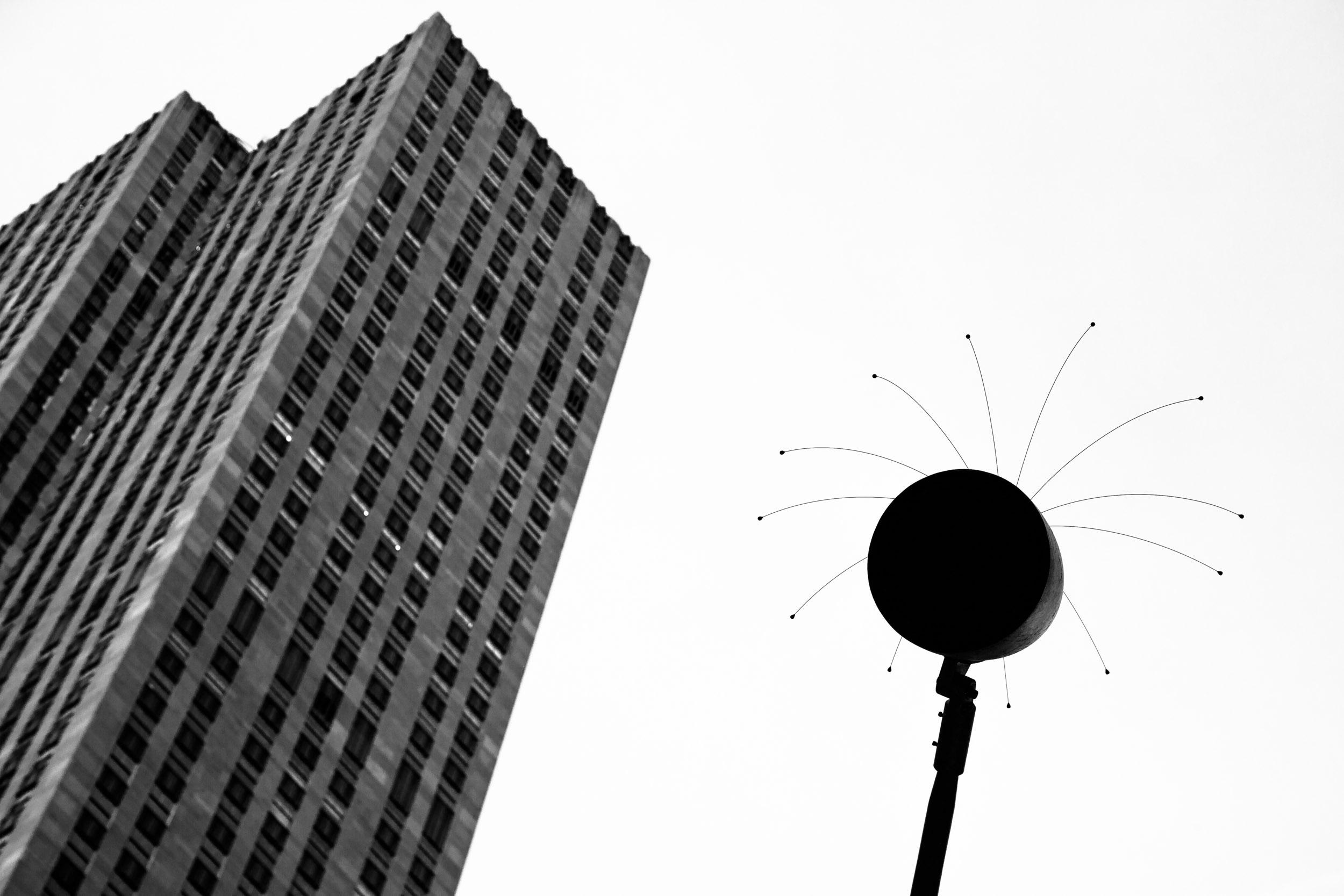 Streetlights of New York #25 New York, NY 2010