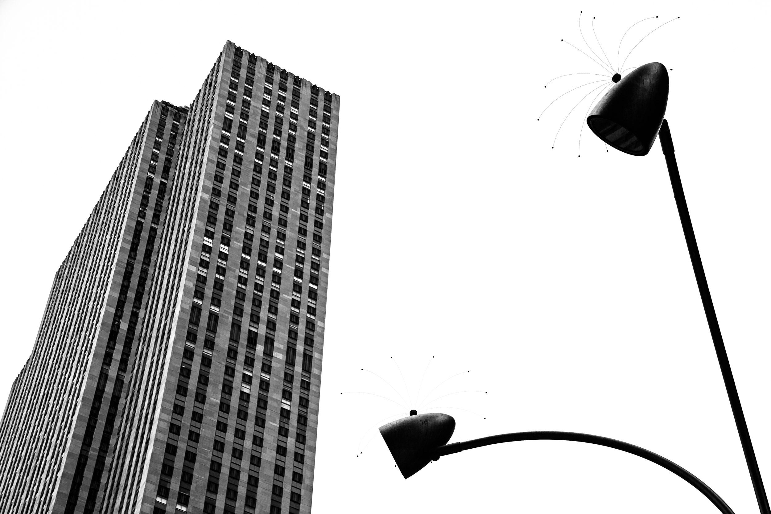 Streetlights of New York #27 New York, NY 2010