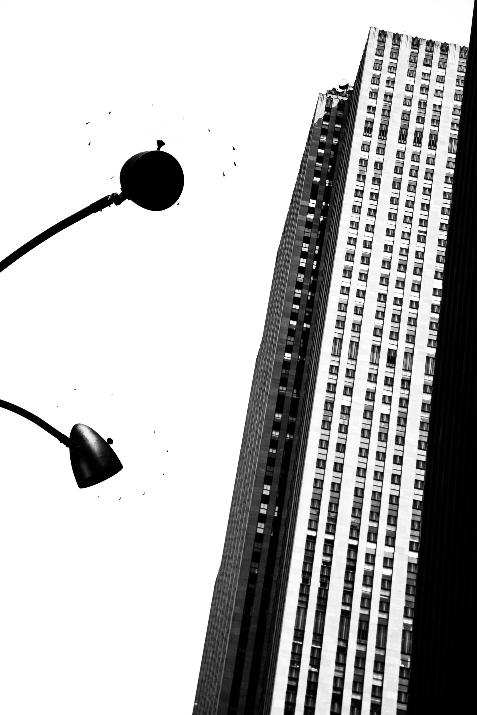 Streetlights of New York #52 New York, NY 2010