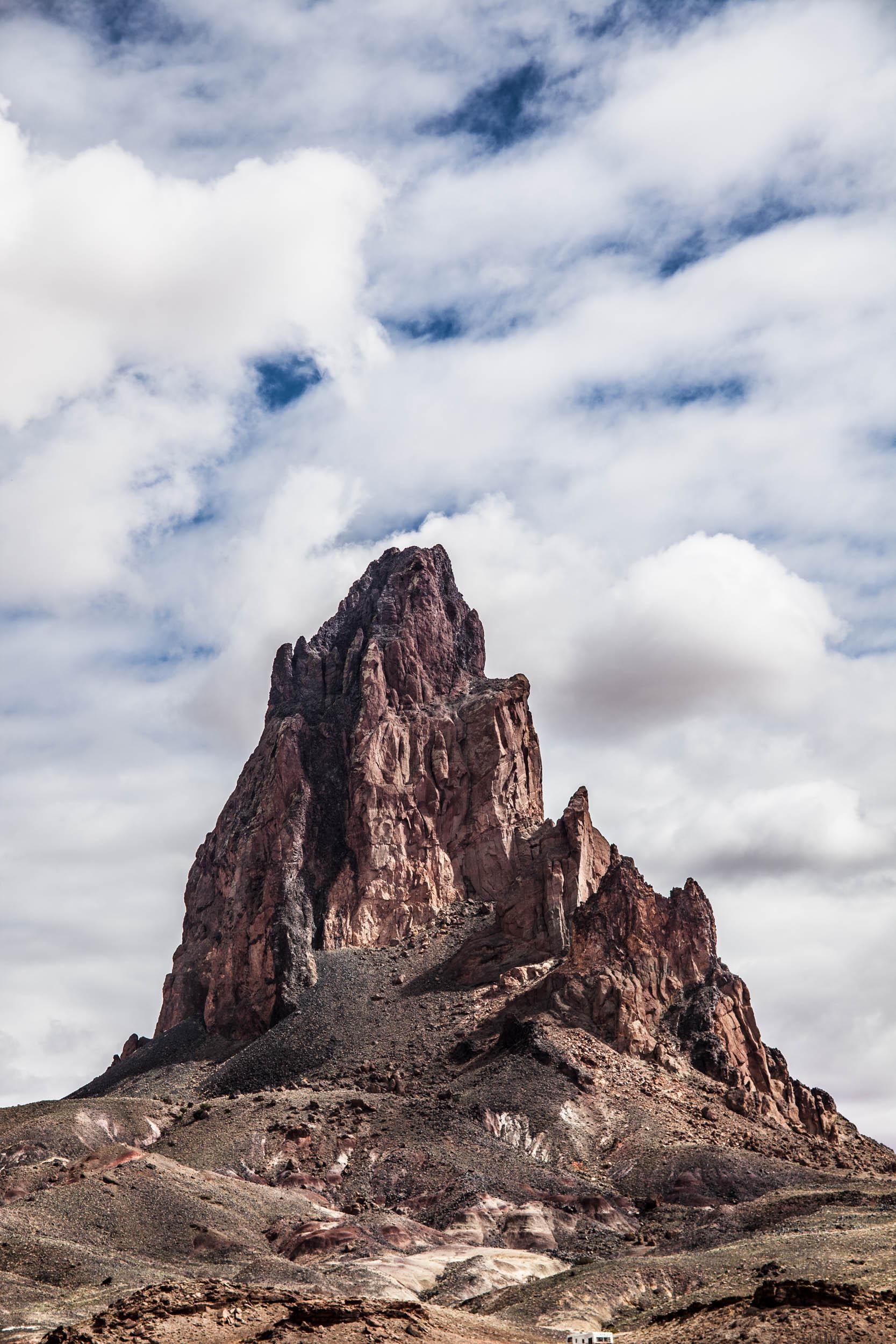 Shiprock, New Mexico 2011