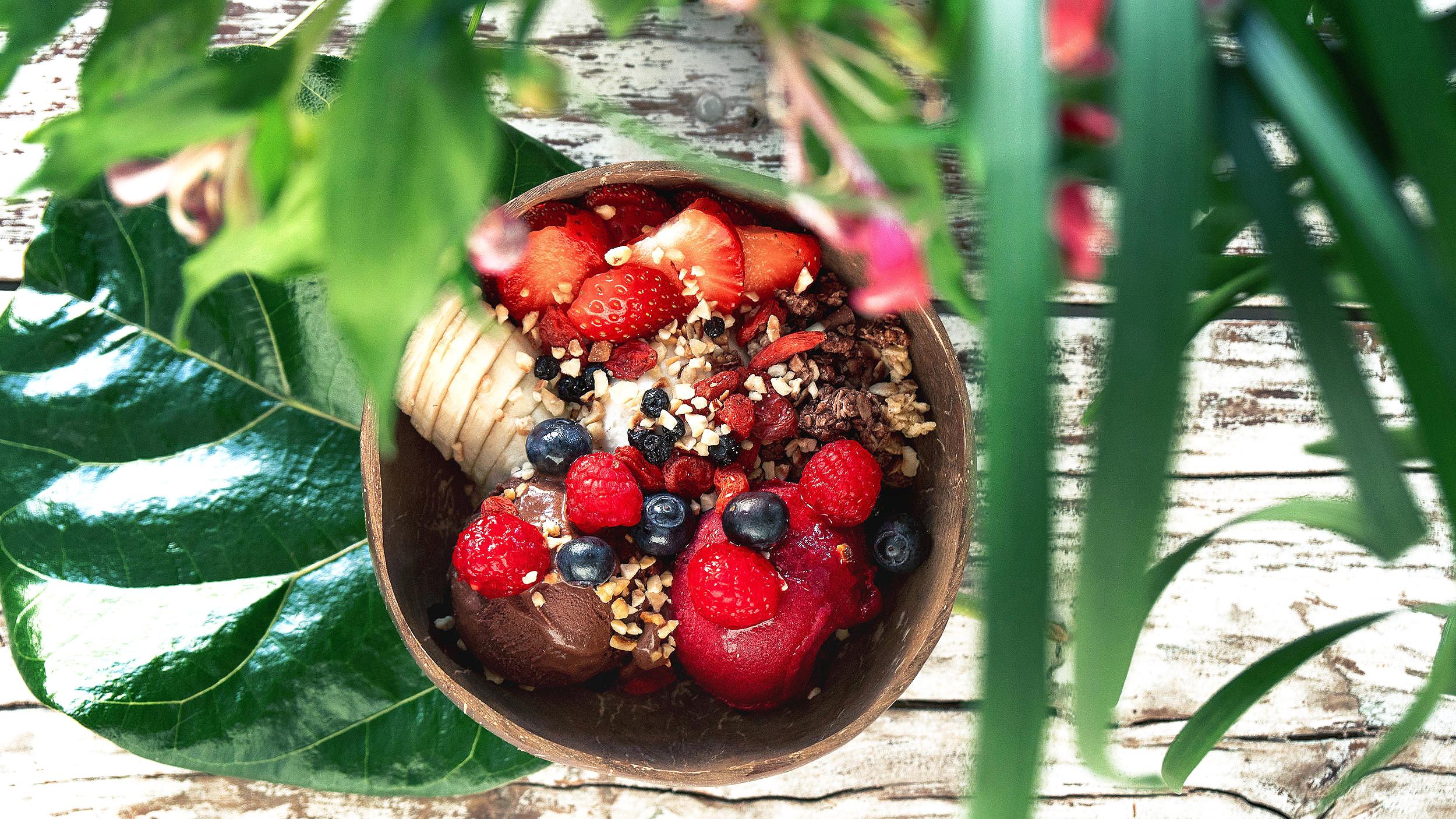 COCCO SUPREME - Eis, Früchte, Toppings und ganz viel AMORE