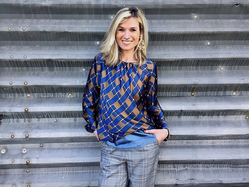 Meet your stylist - From Milan to Seattle. Learn how the passion for fashion evolved into a mission to help people feel natural and confident with their personal style.